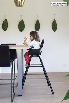 Childhome Evolu 2 Chair Black