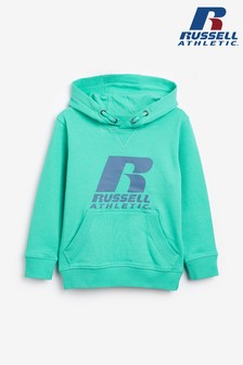Russell Athletic Girls Logo Hoody