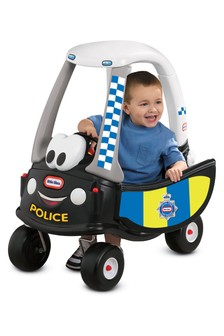Little Tikes Cozy Coupe Patrol Police Car 172984