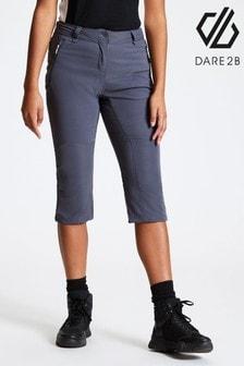 Dare 2b Grey Melodic II 3/4 Shorts