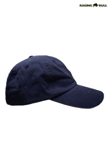Raging Bull Denim Blue Signature Baseball Cap