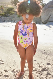 Lilac Swimsuit (3mths-7yrs)