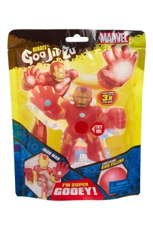 Heroes Of Goo Jit Zu Marvel: Iron Man