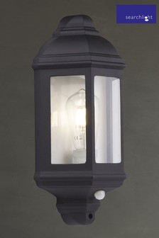 Lucid Outdoor & Porch Flush Wall Light by Searchlight