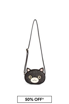 Girls Black Bag