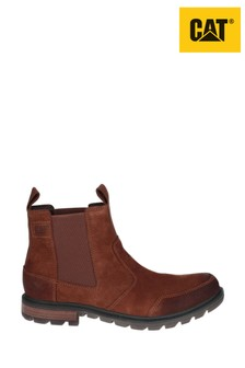 CAT® Lifestyle Brown Economist Boots