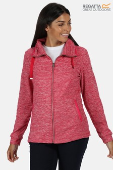 Regatta Evanna Full Zip Drawcord Fleece Jacket