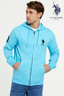 U.S. Polo Assn. Player 3 Zip Hoody