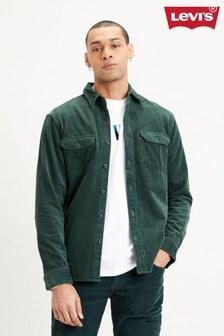 Levi's® Green Jackson Worker Shirt