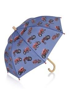 Boys Blue Umbrella