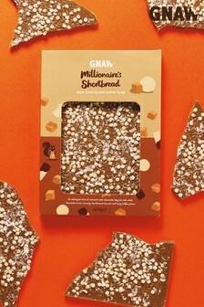 Gnaw Millionaire's Shortbread Chocolate Super Slab