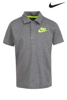 Nike Little Kids Grey Poloshirt
