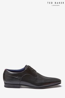 Ted Baker Black Brogues