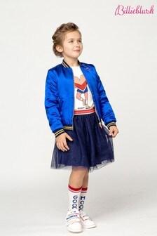 Billieblush Navy Tutu Skirt