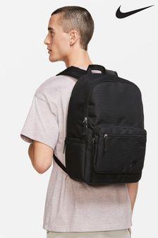 Nike Mens Black Heritage Eugene Backpack