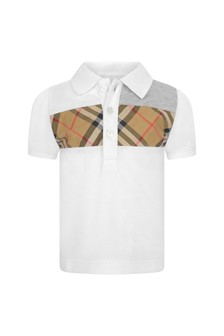 Baby Boys Mini Jeff Polo Top