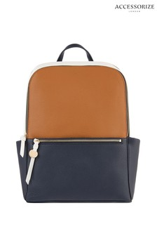 Accessorize Tan Amy Backpack