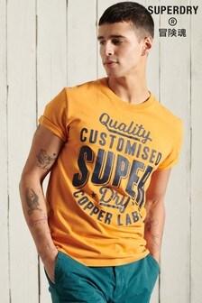 Superdry Workwear Graphic Standard Weight T-Shirt