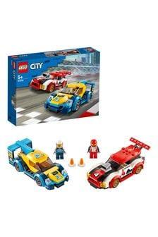 LEGO® City Nitro Wheels Racing Cars 60256