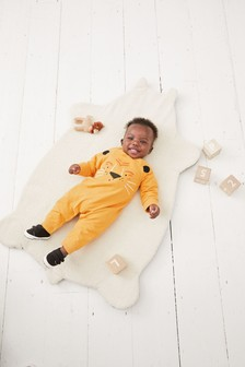 Ochre Tiger Romper (0mths-3yrs)