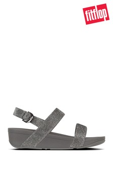 FitFlop™ Grey Lottie Glitzy Sandals