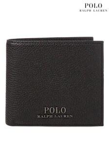 Polo Ralph Lauren® Pebbled Leather Billfold Wallet