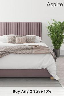Blush Aspire Grant Ottoman Bed