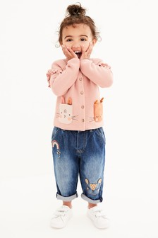 Bear Character Jeans (3mths-7yrs)