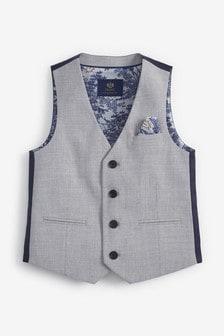Grey Waistcoat (12mths-16yrs)