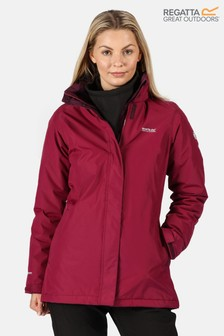 Regatta Purple Blanchet II Waterproof Jacket