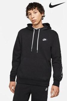 Nike Sportswear Black Pullover Hoodie
