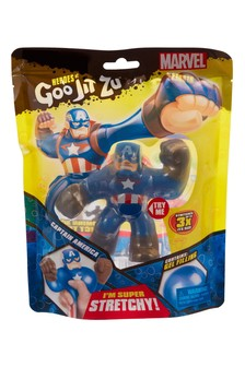 Heroes Of Goo Jit Zu Marvel®: Captain America