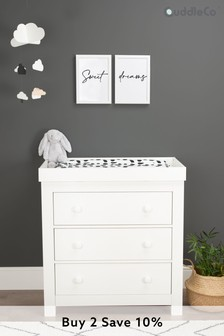 Aylesbury 3 Drawer Dresser And Changer By Cuddleco