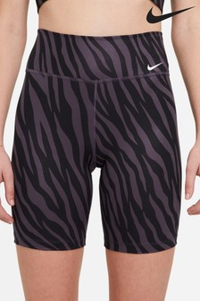 "Nike The One Purple 7"" Printed Shorts"