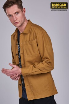 Barbour® International Steve McQueen David Overshirt