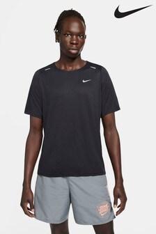 Nike Wild Run Black Rise 365 T-Shirt