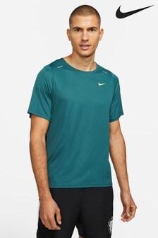 Nike Wild Run Teal Rise 365 T-Shirt