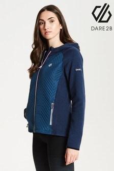 Dare 2b Blue Glorious Full Zip Sweater