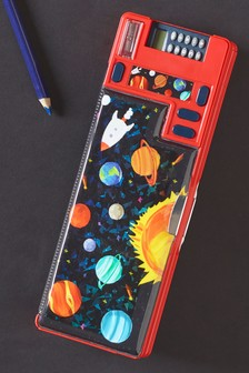 Space Pop Out Pencil Case