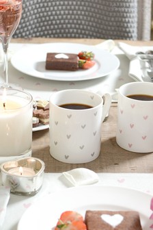 Sophie Allport Hearts Mug