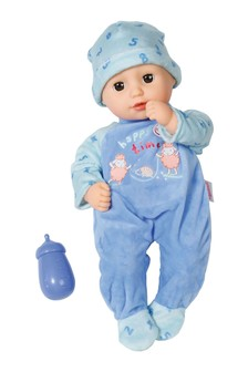 Baby Annabell Little Alexander Boy Doll 36cm