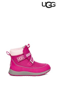 UGG® Pink Tabor Velcro Boots