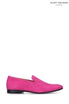 Kurt Geiger London Palermo Loafer Pink Shoes