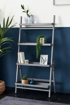 Grey Metal Ladder