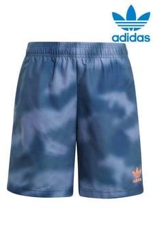 adidas Originals Camo Swim Shorts
