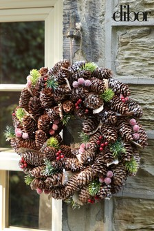 Dibor Frosted Berries Wreath