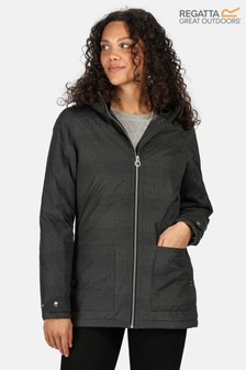 Regatta Grey Bergonia II Waterproof Jacket