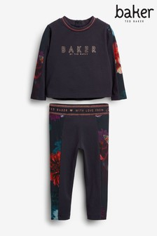 Baker by Ted Baker Navy 2 Piece Set