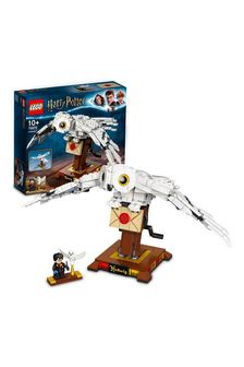 LEGO 75979 Harry Potter Hedwig Display Model Moving Wings