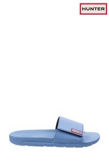 Hunter Blue Original Adjustable Sliders